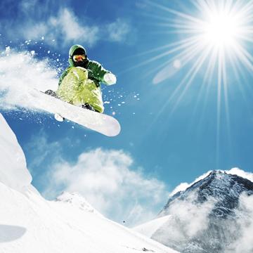 Colorado Snowboarding Trip